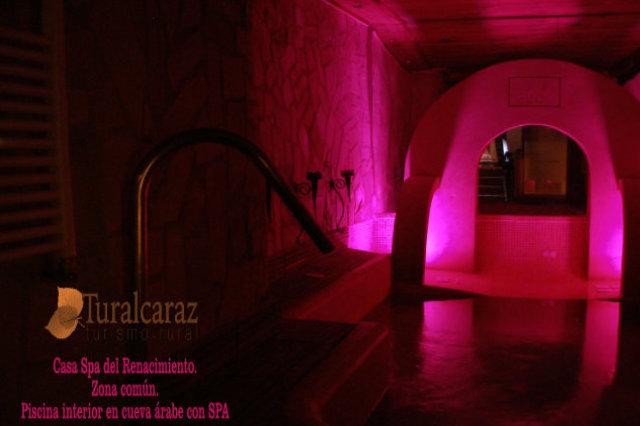 Casa rural spa del Renacimiento en Alcaraz